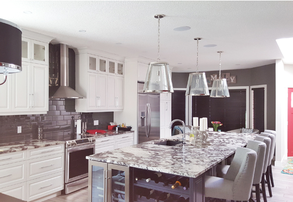 Smart Stone is your Source for Kitchen and Bathroom Counters